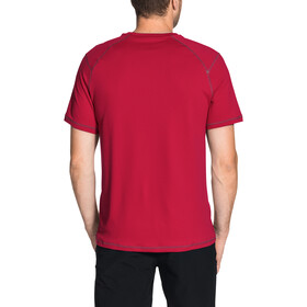 VAUDE Hallett T-shirt Homme, indian red